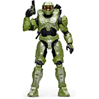 """HALO 6.5"""" Spartan Collection – Master Chief Highly Articulated, Poseable with Weapon Accessories - Scaled to Play…"""