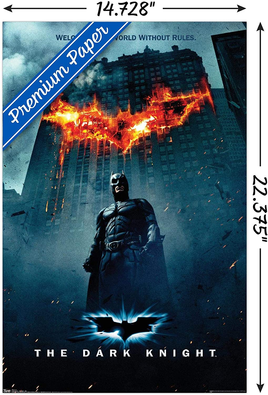 Poster DC Comics Batman Logo