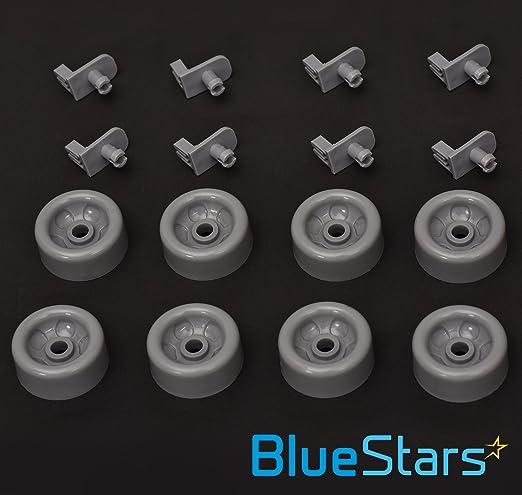 Blue Stars WD35X21041 - Juego de repuestos para estante inferior ...