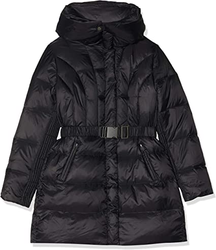 United Colors of Benetton Jacket with Down Inserts Abrigo para Mujer