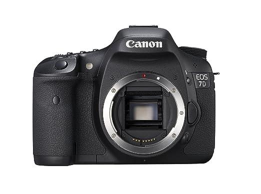 59 opinioni per Canon EOS 7 D SLR Fotocamera Digitale Reflex 18 Megapixel