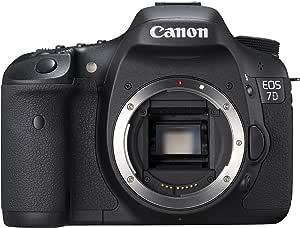 Canon EOS 7D - Cámara réflex Digital de 18 MP (Pantalla 3