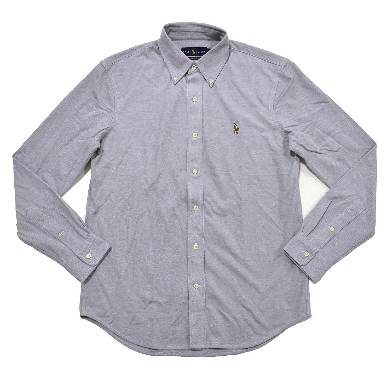 74d8ddf1a0d Polo Ralph Lauren Mens Mesh Knit Oxford at Amazon Men s Clothing store