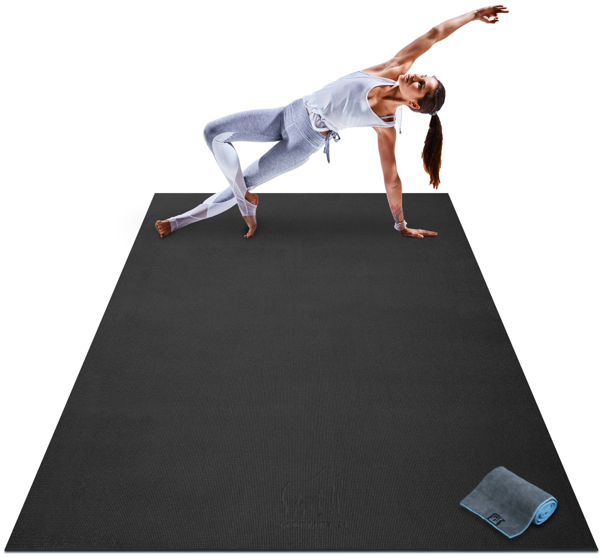 Insanity Workout Apartment Mat