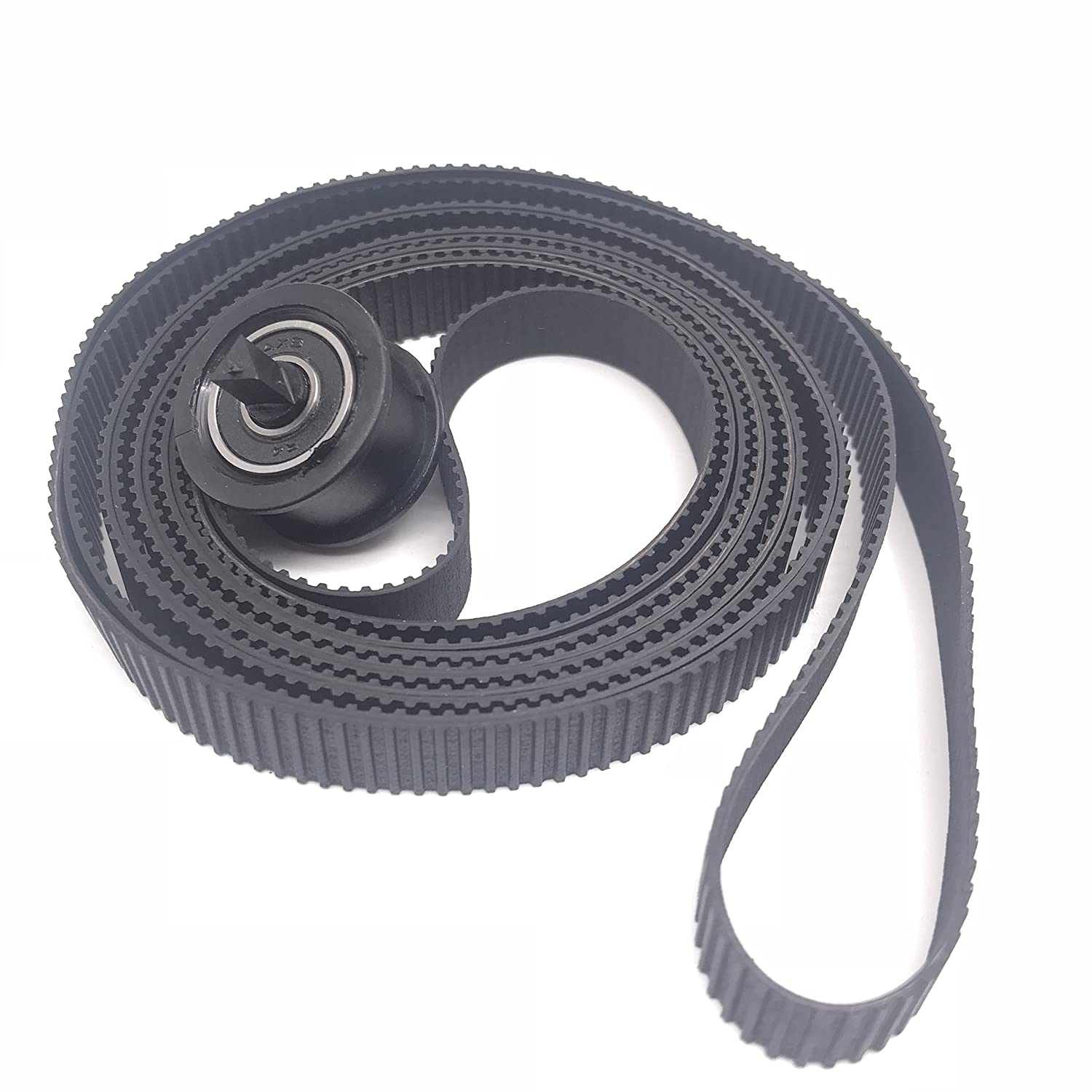 OKLILI C7769-60182 Carriage Belt (24 inch) A1 for HP DesignJet 500 500PS 510 510PS 800 800PS Plus 4500 820 T1100 MFP 4020 T620 T1200