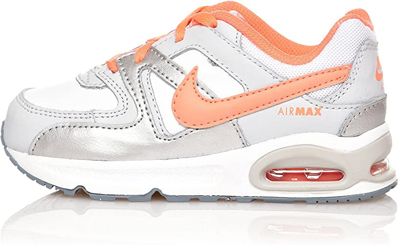 Nike Air Max Command (TD) filles, cuir, , 25 IT:
