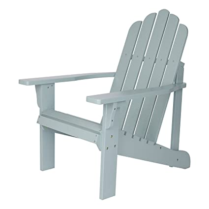 Superbe Shine Company Marina Adirondack Chair, Dutch Blue