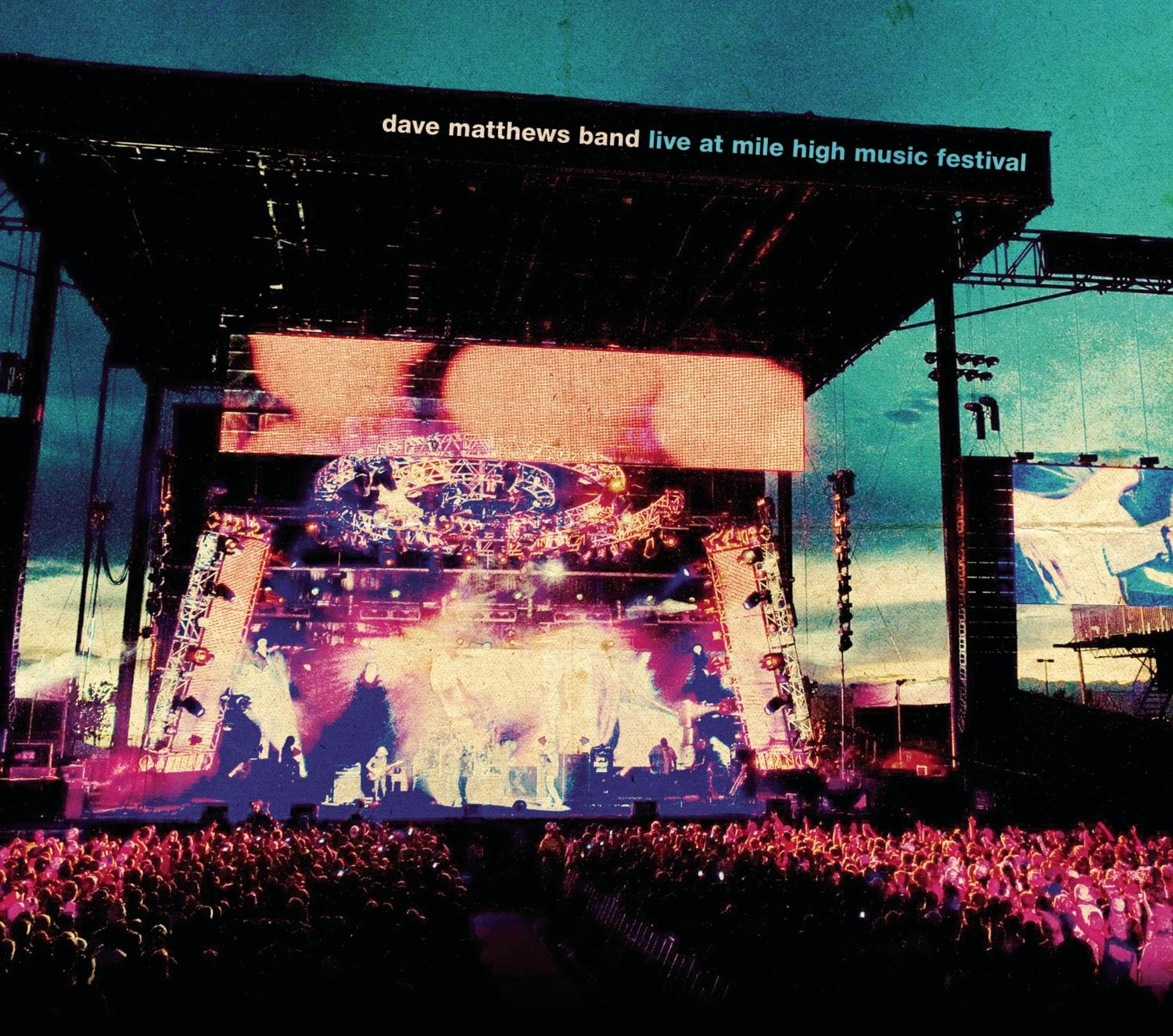 Live At Mile High Music Festival by Sony Legacy