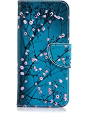 Samsung Galaxy A6 Case Leather, Shockproof Premium PU Leather Notebook Wallet Case with Kickstand Function Card Holder and ID Slot Slim Flip Protective Skin Cover for Samsung Galaxy A6 Kapok