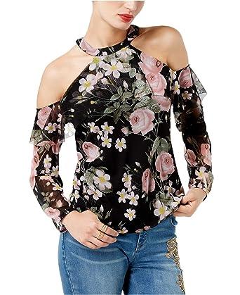 64c9d2570dc8c INC International Concepts Women s Cold-Shoulder Top (City Gardens ...