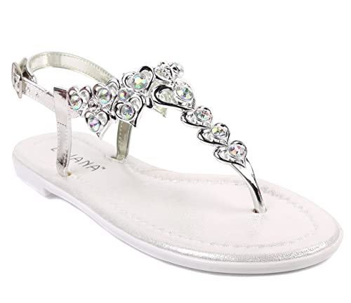d915e1f681d2e2 Narrow Fashion Sexy Blink Slingbacks Ankle Strap Rhinestones Womens T-Strap  Sandals Shoes New Without