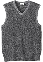 Kingsize Men's Big & Tall Shaker Knit V-Neck Sweater Vest