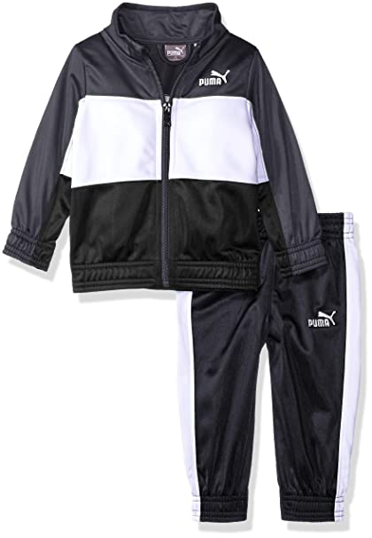 PUMA Baby-Boys Boys Tricot Pant Set Pants Set