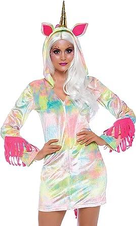 LA-85010 Leg Avenue 2 Piece Fantasy Unicorn Costume Medium//Large