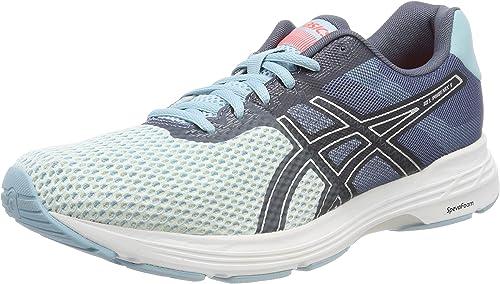 Asics Gel-Phoenix 9, Zapatillas de Running para Mujer, Azul ...