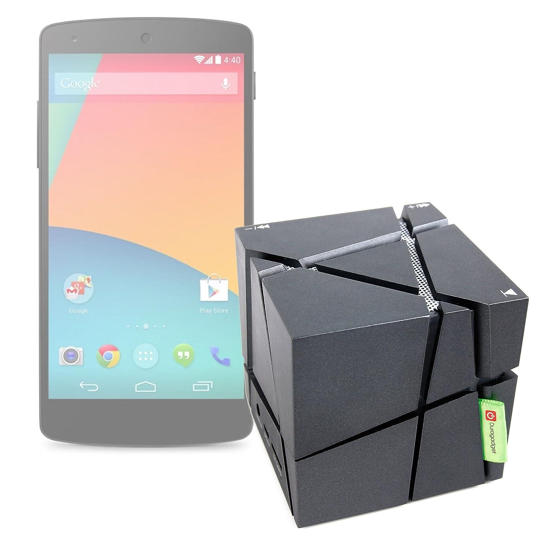 Duragadget Enceinte sans Fil pour Smartphone Huawei P20, P20 Lite et P20 Pro – compacte avec Jeux de lumière, par DURGAADGET P20 Lite et P20 Pro - compacte avec Jeux de lumière