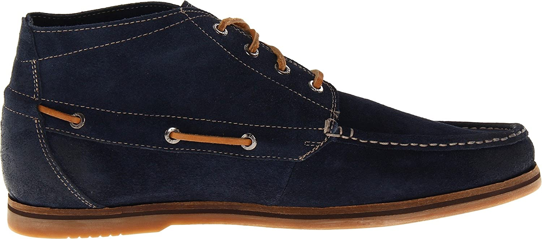 Florsheim Mens Tienomite Mid Boat Shoe