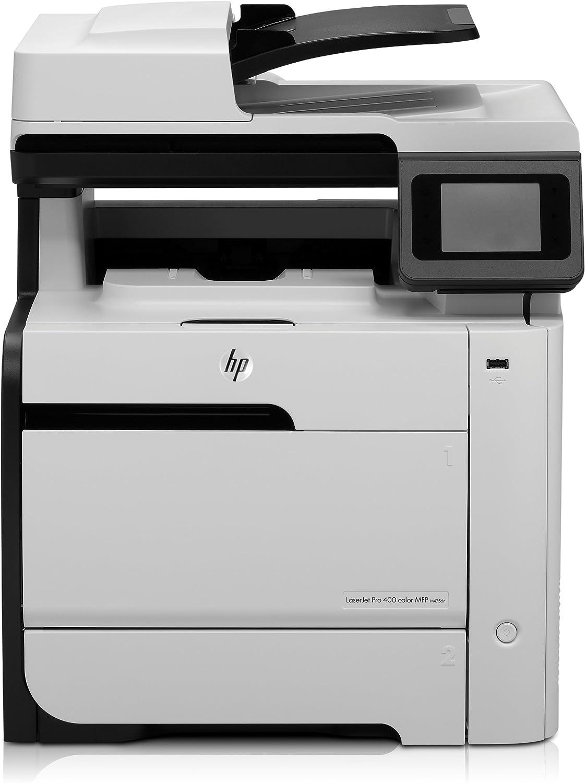 HP M475dn LaserJet Pro 400 Color Multifunction Printer (CE863A) (Renewed)