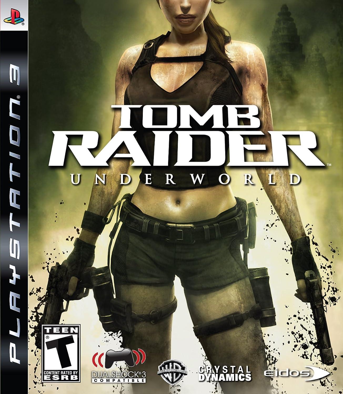 Tomb Raider: Underworld (Playstation 3): Amazon.es: Electrónica