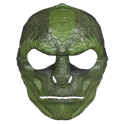 The Amazing Spider-Man Lizard Mask  sc 1 st  Amazon.com & Amazon.com: The Amazing Spider-Man Lizard Mask: Toys u0026 Games