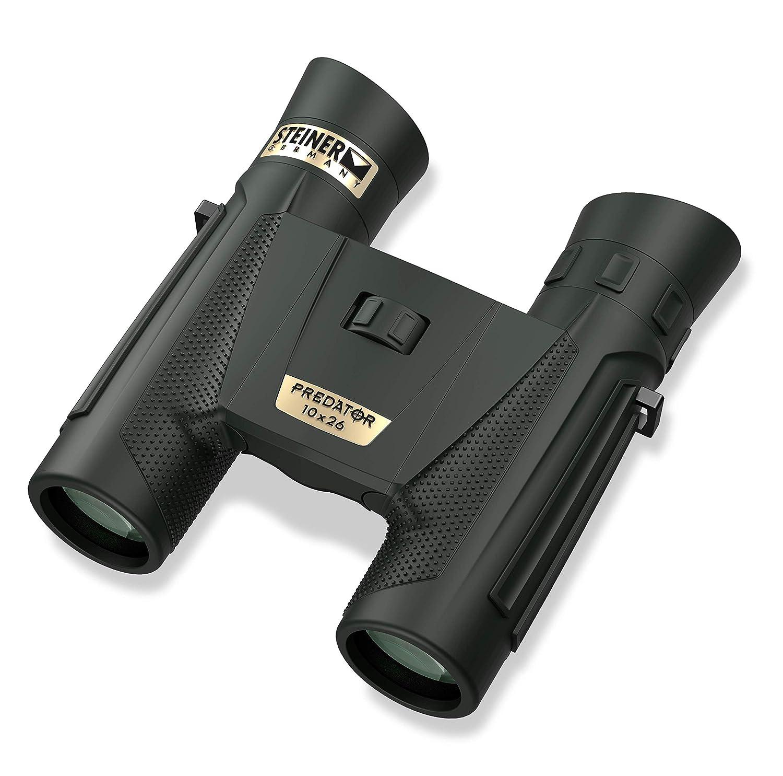 Steiner Optics Predator Series Binoculars – Waterproof and Fogproof Optics for Hunting and Shooting