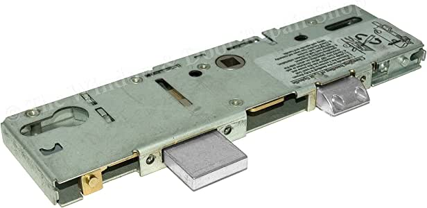 Caja ERA de repuesto para cerraduras multipunto ERA, Laird, Saracen Surelock y Fab n Fix, para puertas de eje dividido con agujero de montaje de 45 mm: Amazon.es: Bricolaje y herramientas