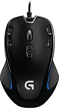Logitech G300s USB Optical Gaming Mouse