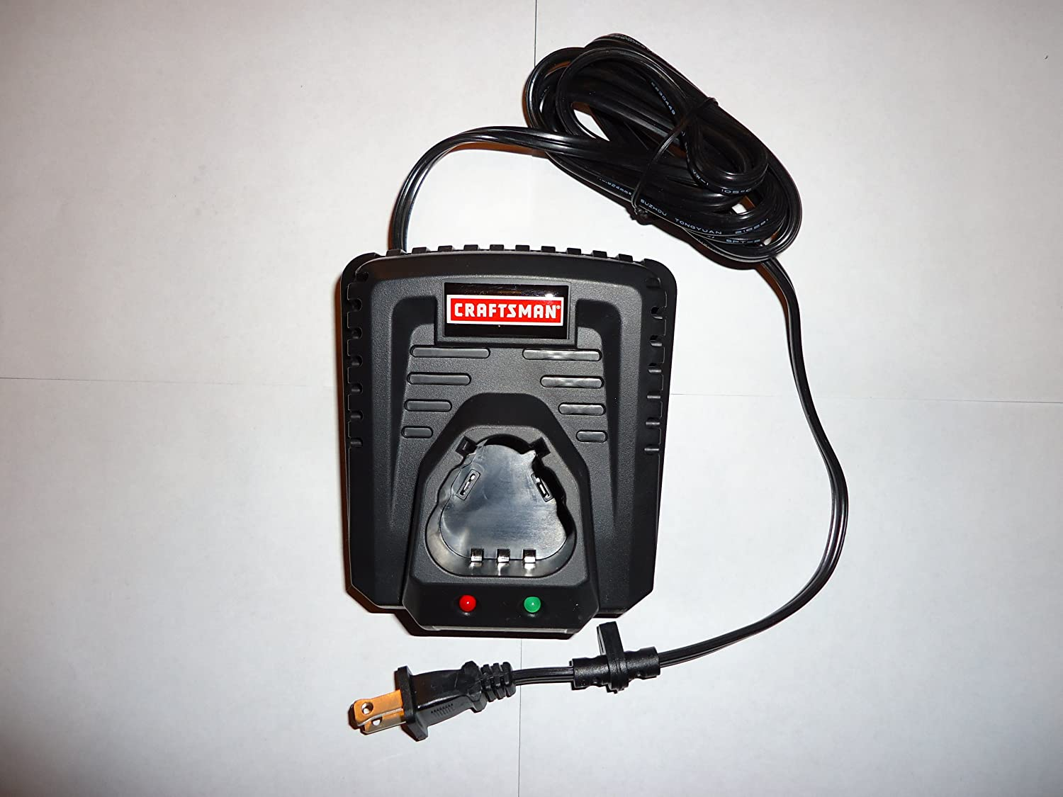 WORKS PERFECT Craftsman Nextec 12Volt Lithium Ion Battery Charger # 320.10006