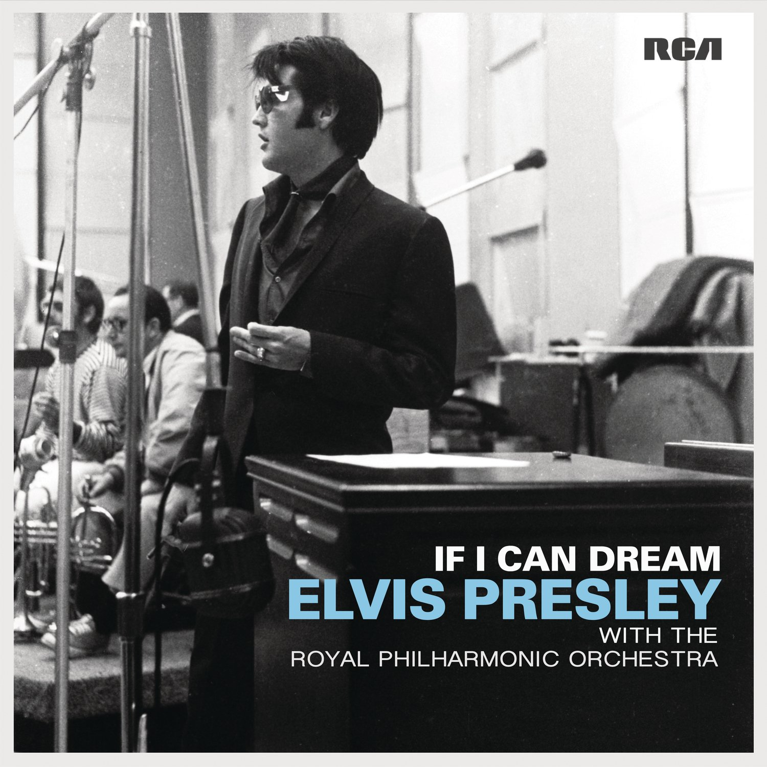 If I Can Dream Elvis Presley With The Royal Philharmonic Orchestra