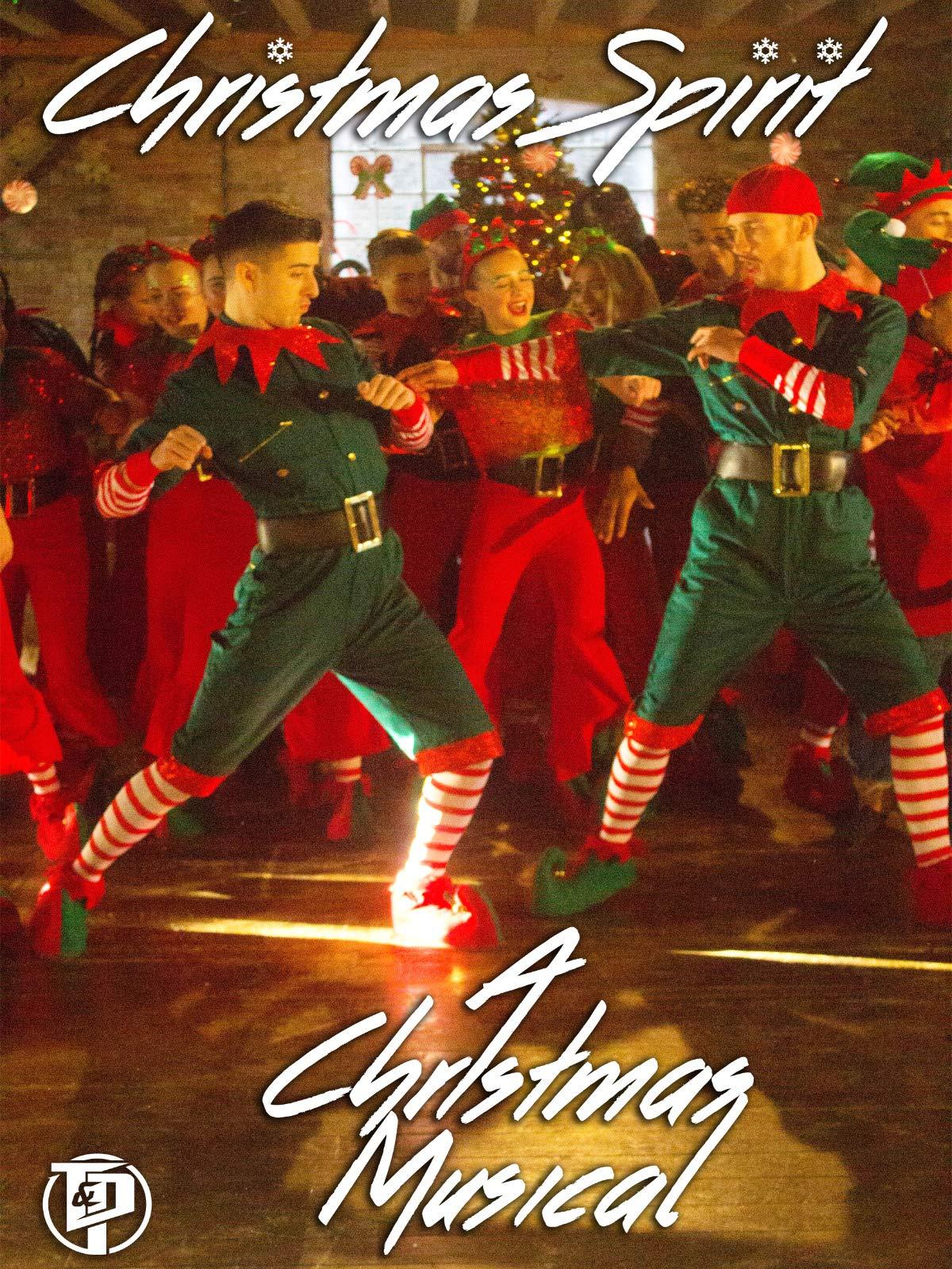 Christmas Spirit on Amazon Prime Video UK