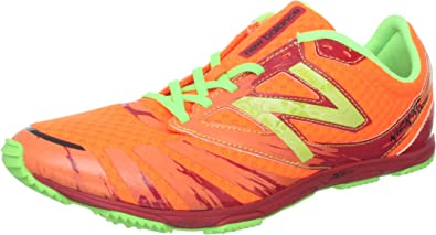 New Balance - Zapatillas de Running de Material Sintético para Hombre Naranja Naranja: Amazon.es: Zapatos y complementos
