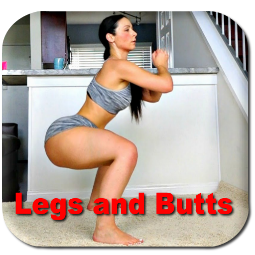 Legs and Butts : buttocks and hips workout