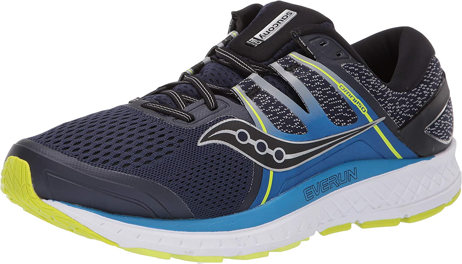 Saucony Men's Omni ISO Road Running Shoe