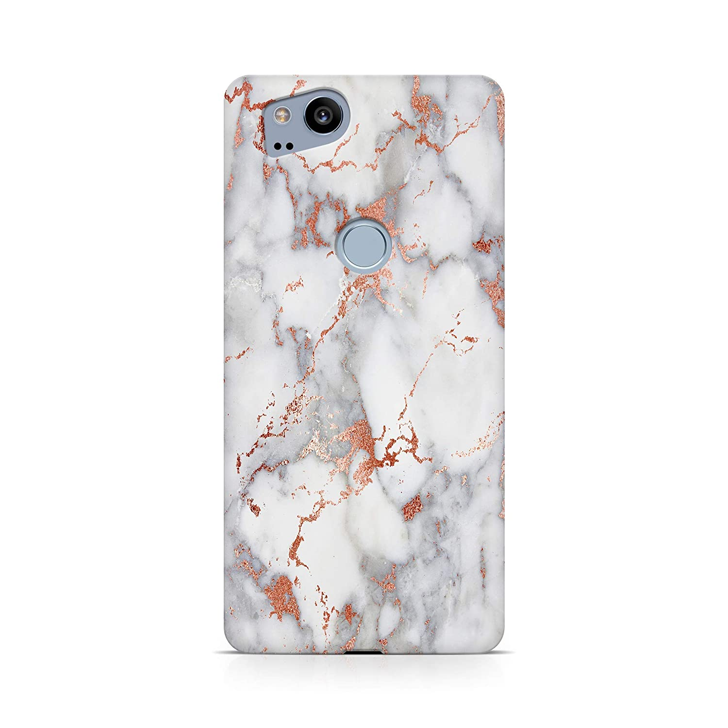 Rose Gold Marble III Case - Google Pixel Models