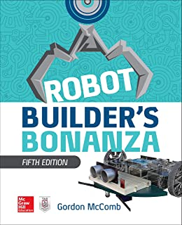 Robot Builders Bonanza Third Edition Pdf