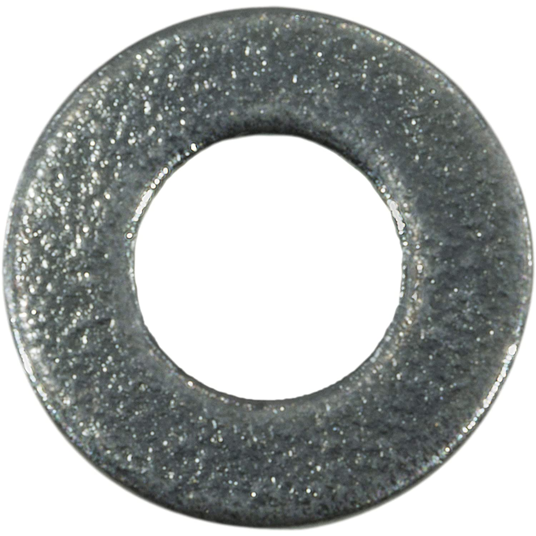 Hard-to-Find Fastener 014973272418 Flat Washers 50-Piece 4mm-0.7