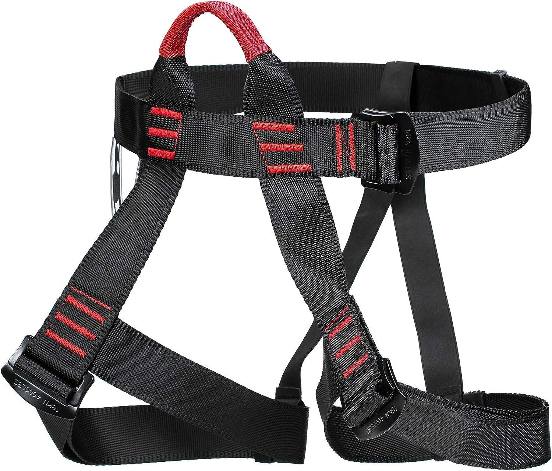 Tidy Globe 10pcs Harness Black Sports Kit Strength Training Set 0-Black