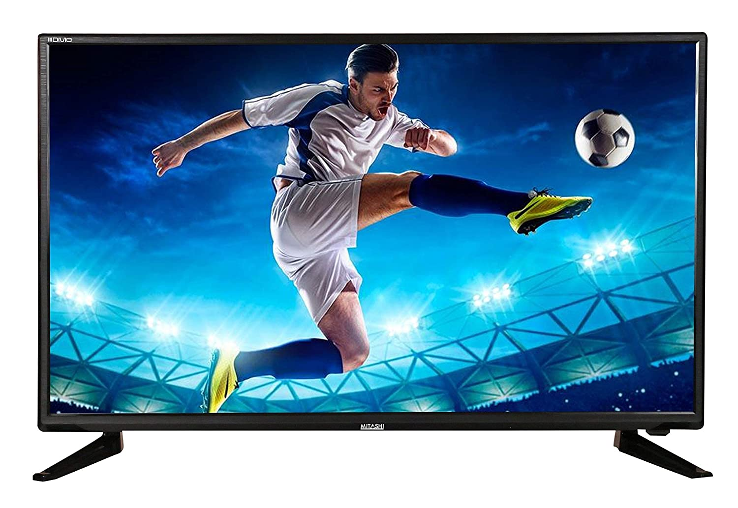 46be8540307412 Mitashi 80 cm HD Ready LED Smart TV MiDE032v02-HS  Amazon.in  Electronics
