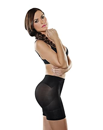 e6fcd278bde Cocoon ShapEager Faja Women Shapewear Short - Thermal Slimmer at Amazon  Women s Clothing store