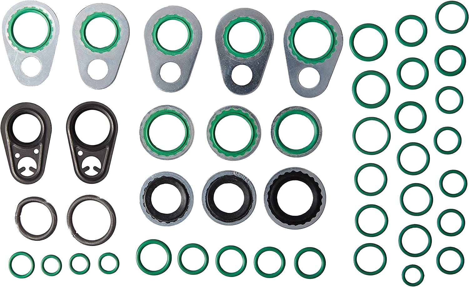 Four Seasons 26813 A//C System O-Ring and Gasket Kit