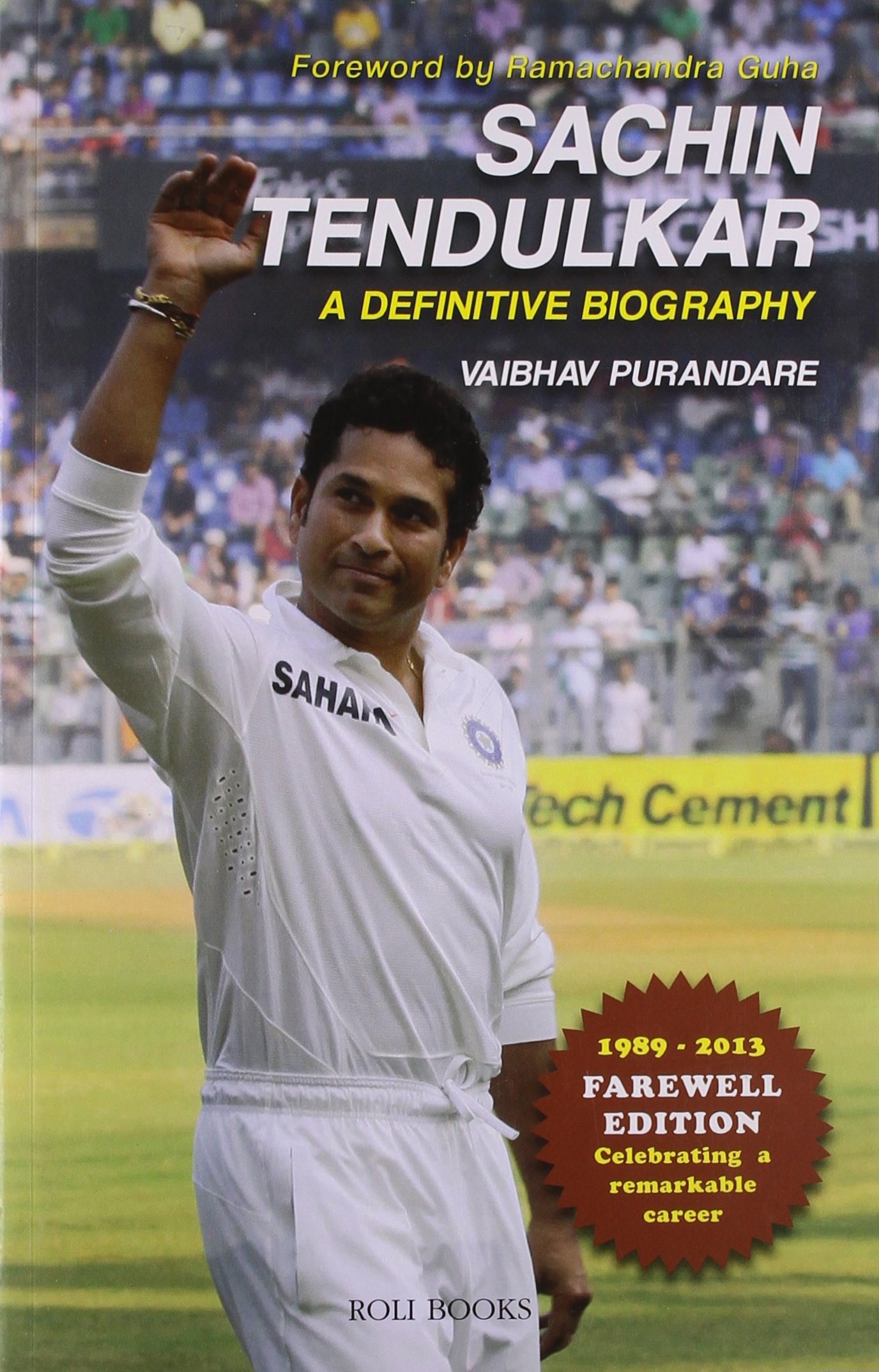 Read Online Sachin Tendulkar - A Definitive Biography PDF