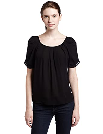 ca0a3ffa774ab Amazon.com  Joie Womens Eleanor Blouse  Clothing