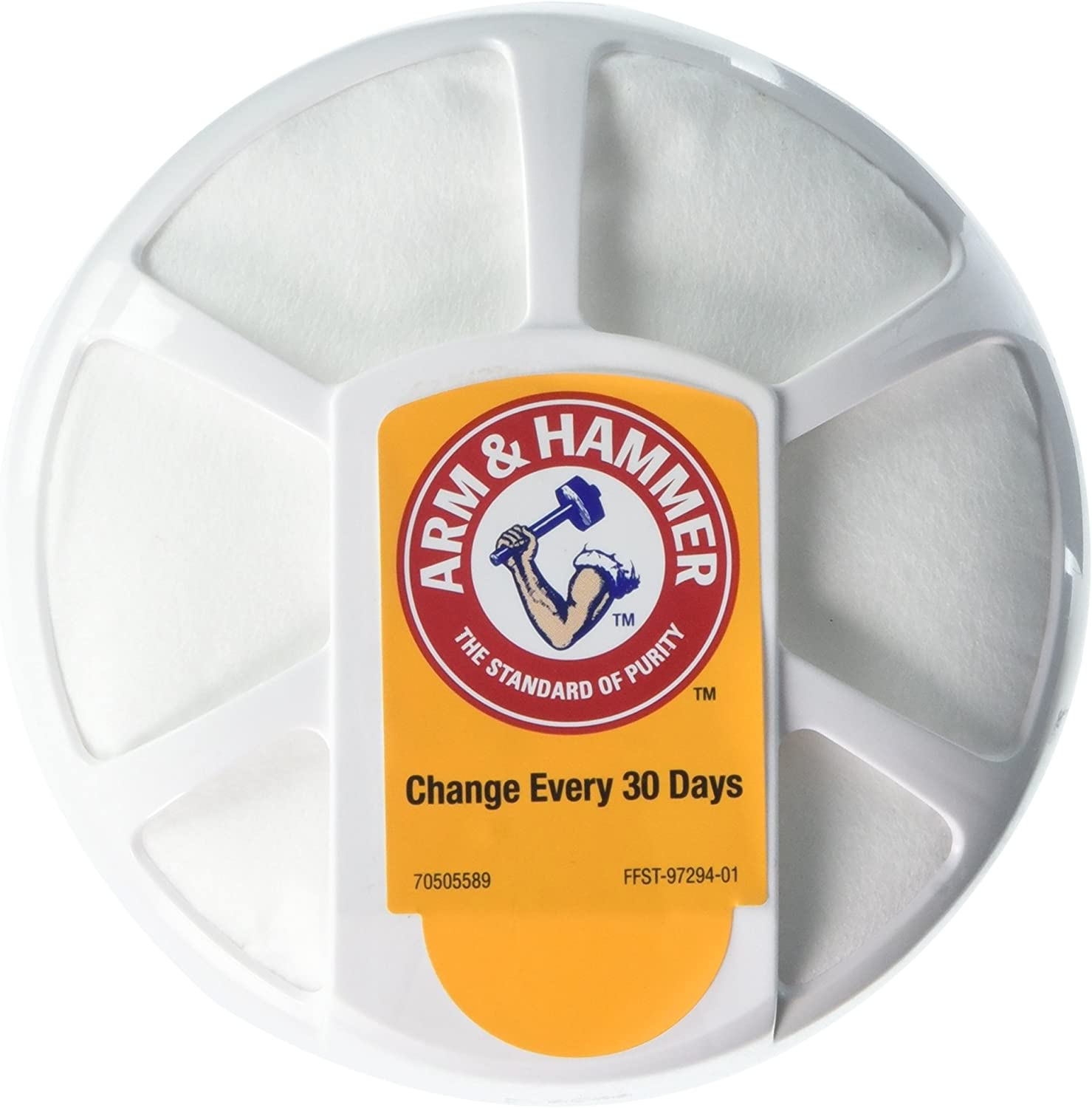 Arm & Hammer Fridge Fresh Refrigerator Air Filter-4.3 oz