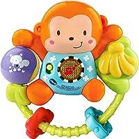 VTech Lil' Critters Singin' Monkey Rattle (English Version)