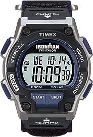 Timex 5K198 Ironman Triathlon 30 Lap Shock Resistant Watch