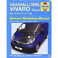Vauxhall / Opel Vivaro Van