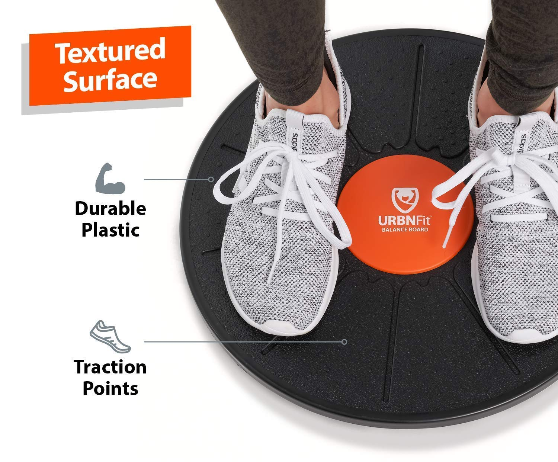 Amazon.com: URBNFit – Tabla de equilibrio de plástico ...