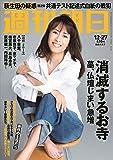 週刊朝日 2019年 12/27 号 [雑誌]