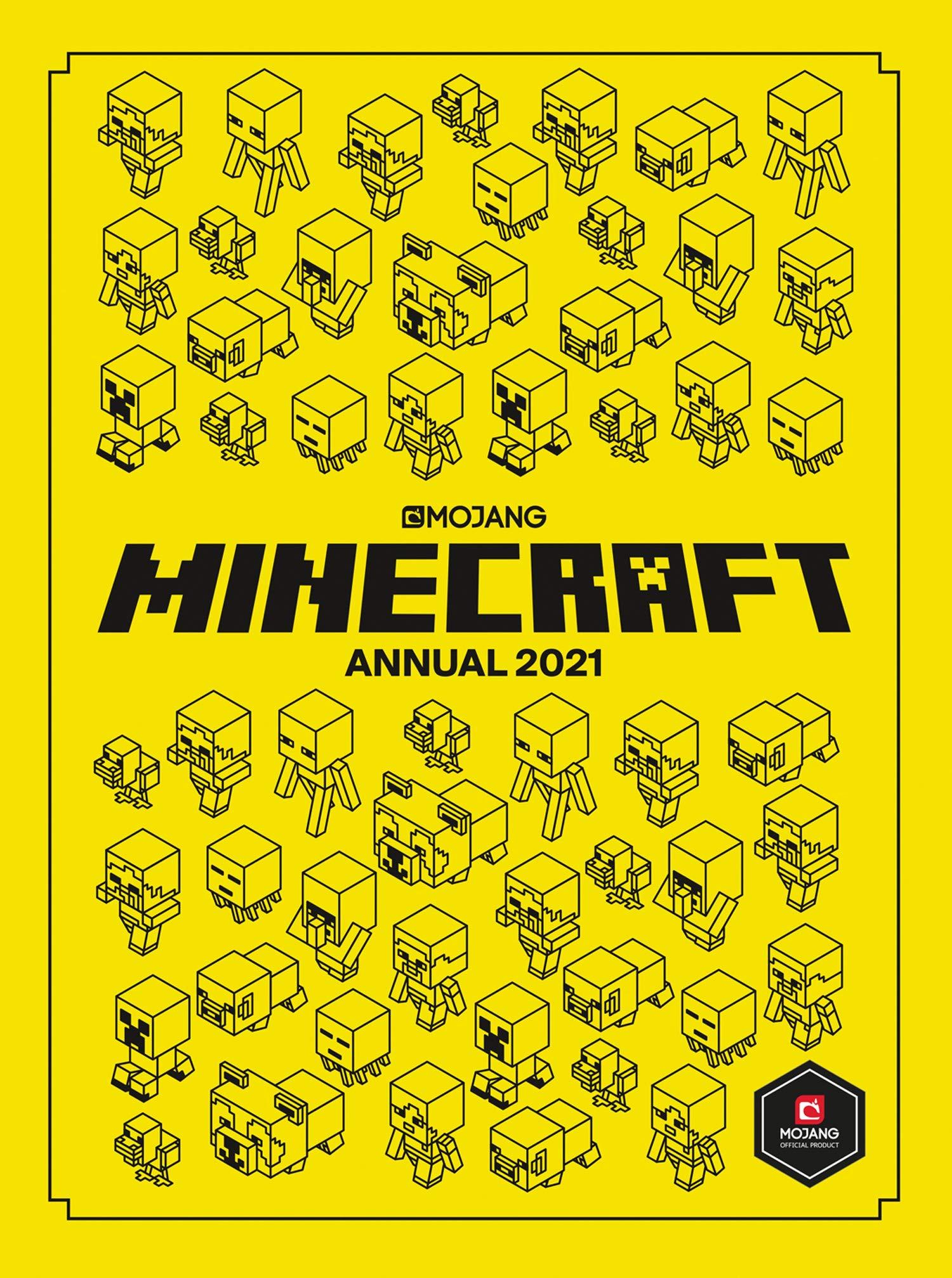 Minecraft Annual 12  Amazon.com.br