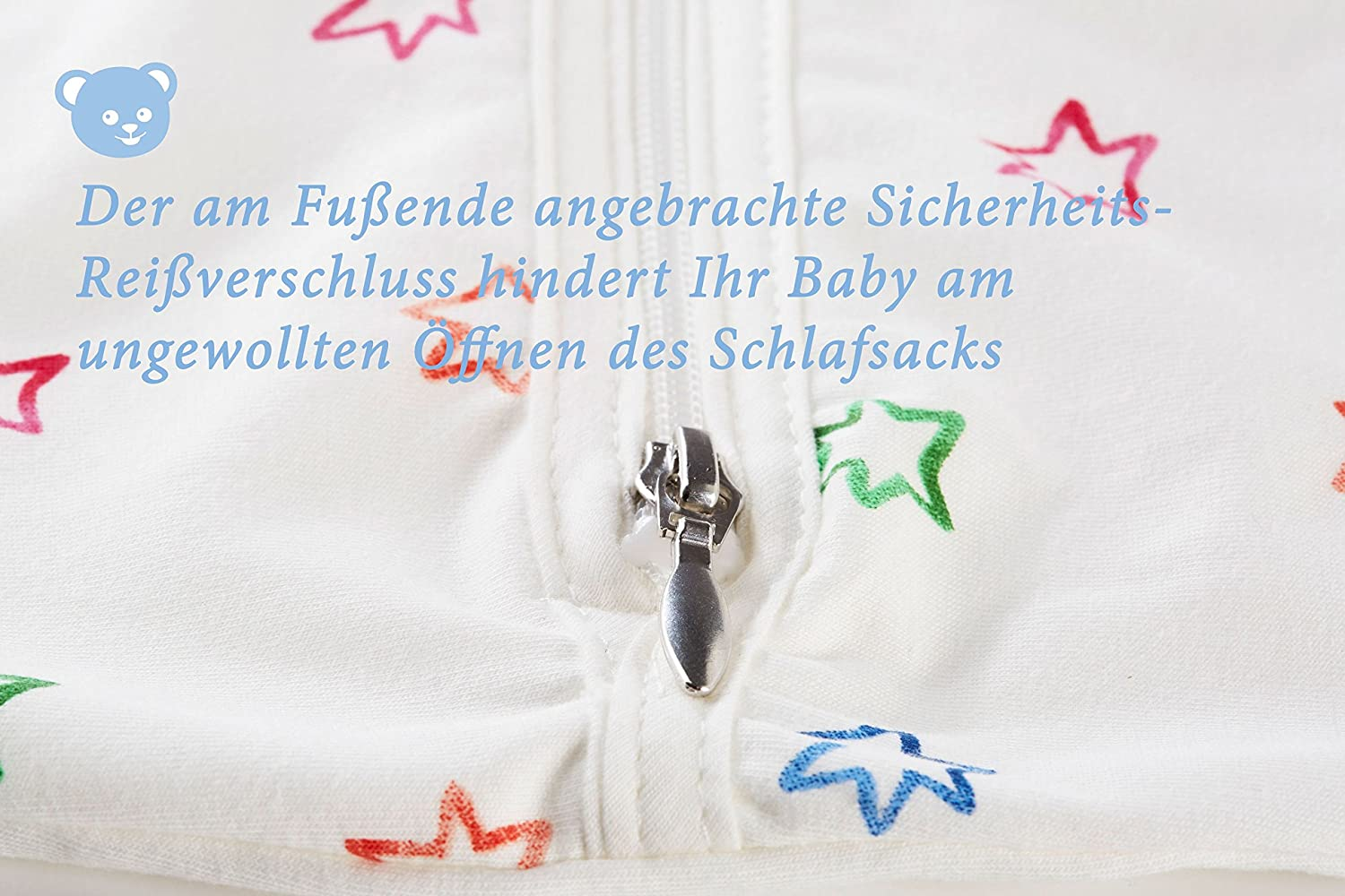 Design:Tobias Teddy apricot 114-5 Alvi Schlafsack Baby M/äxchen light I leichter Kinder-Schlafsack /ärmellos I Sommerschlafsack Jungen und M/ädchen I 100/% Baumwolle I /ÖKO Tex gepr/üft Gr/ö/ße:70